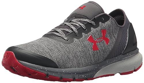 quality design 5f2ae 7c924 Under Armour Charged Escape Zapatillas de Running para Hombre, Glacier Gray  (102)
