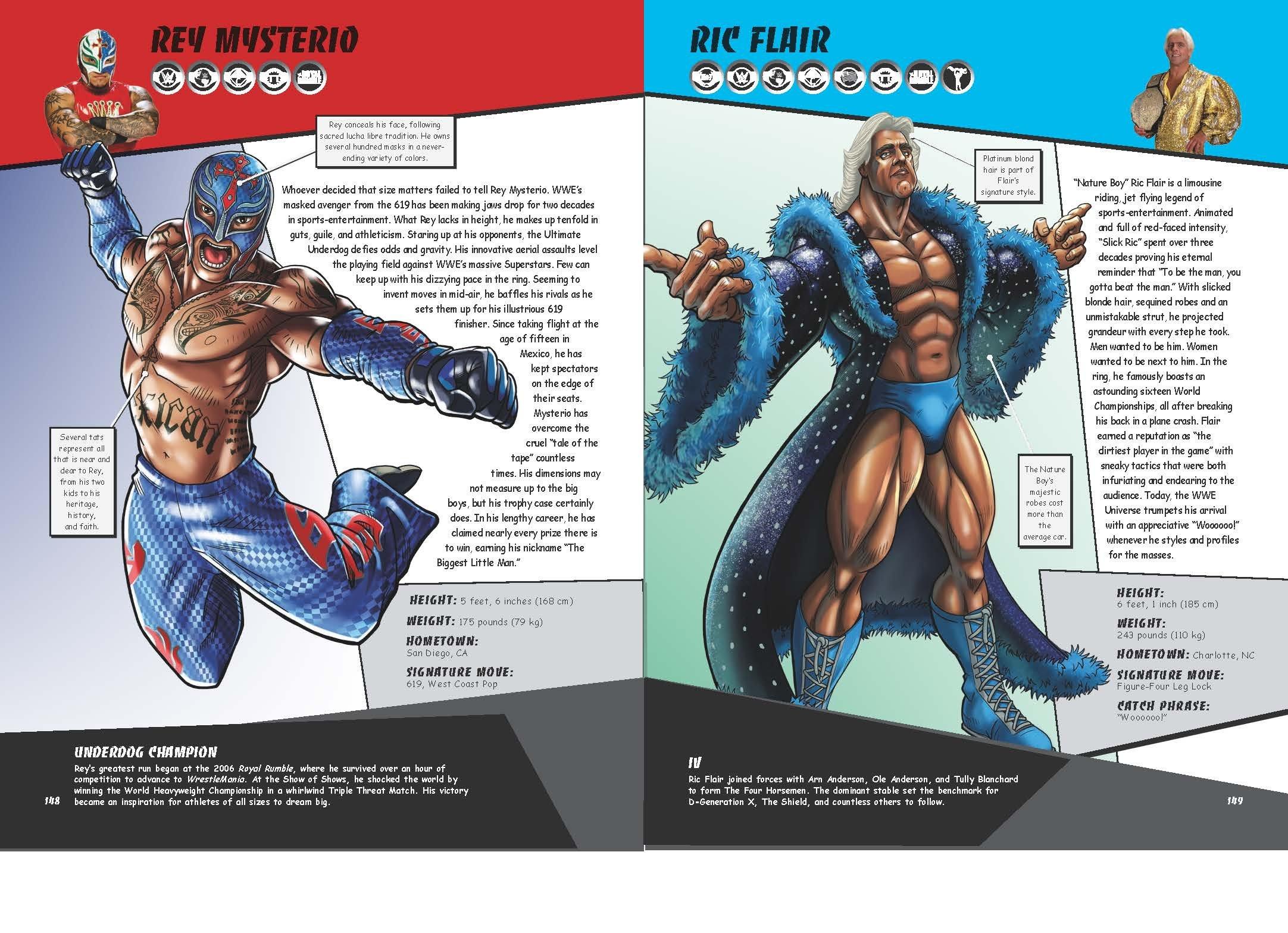 WWE Ultimate Superstar Guide: Pantaleo, Steven: 9781465431240 ...
