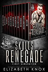 Skulls Renegade MC: First Generation: The Complete Series Kindle Edition