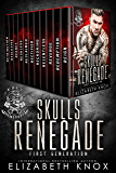 Skulls Renegade MC: First Generation: The Complete Series (English Edition)