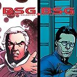 Battlestar Galactica Vs. Battlestar Galactica (Issues) (6 Book Series)