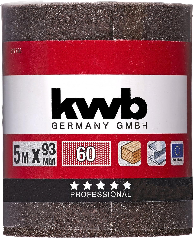 Marr/ón kwb 817706 Papel de lija