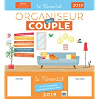Organiseur Mémoniak spécial Couple 2018-2019