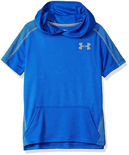 e3bf3846b Under Armour Boys Tech Short Sleeve Hoodie: Amazon.ca: Sports & Outdoors