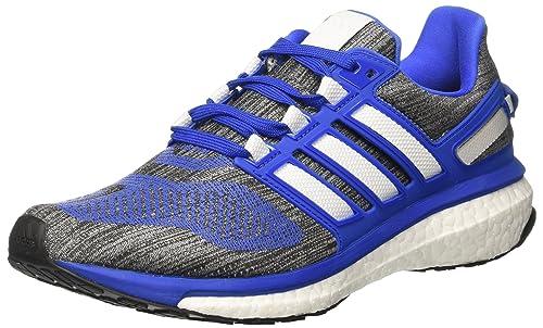 zapatillas running adidas response boost negro hombre
