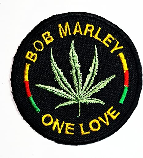 Bob Marley One Love Rasta música banda Logo Heavy Metal Punk Rock ...