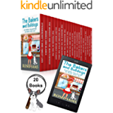 The Bakers and Bulldogs Mysteries Collection: 20 Book Box Set