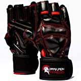 Work Out Gloves for Weight Lifting - Top Men and Womens Weightlifting Gym Glove for Barbell Exercise Workouts - Extra Soft Pr