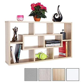Letto Da Muro.Ricoo Mensola Da Muro O Da Basso Per Casa Wm050 Es Libreria Mensole