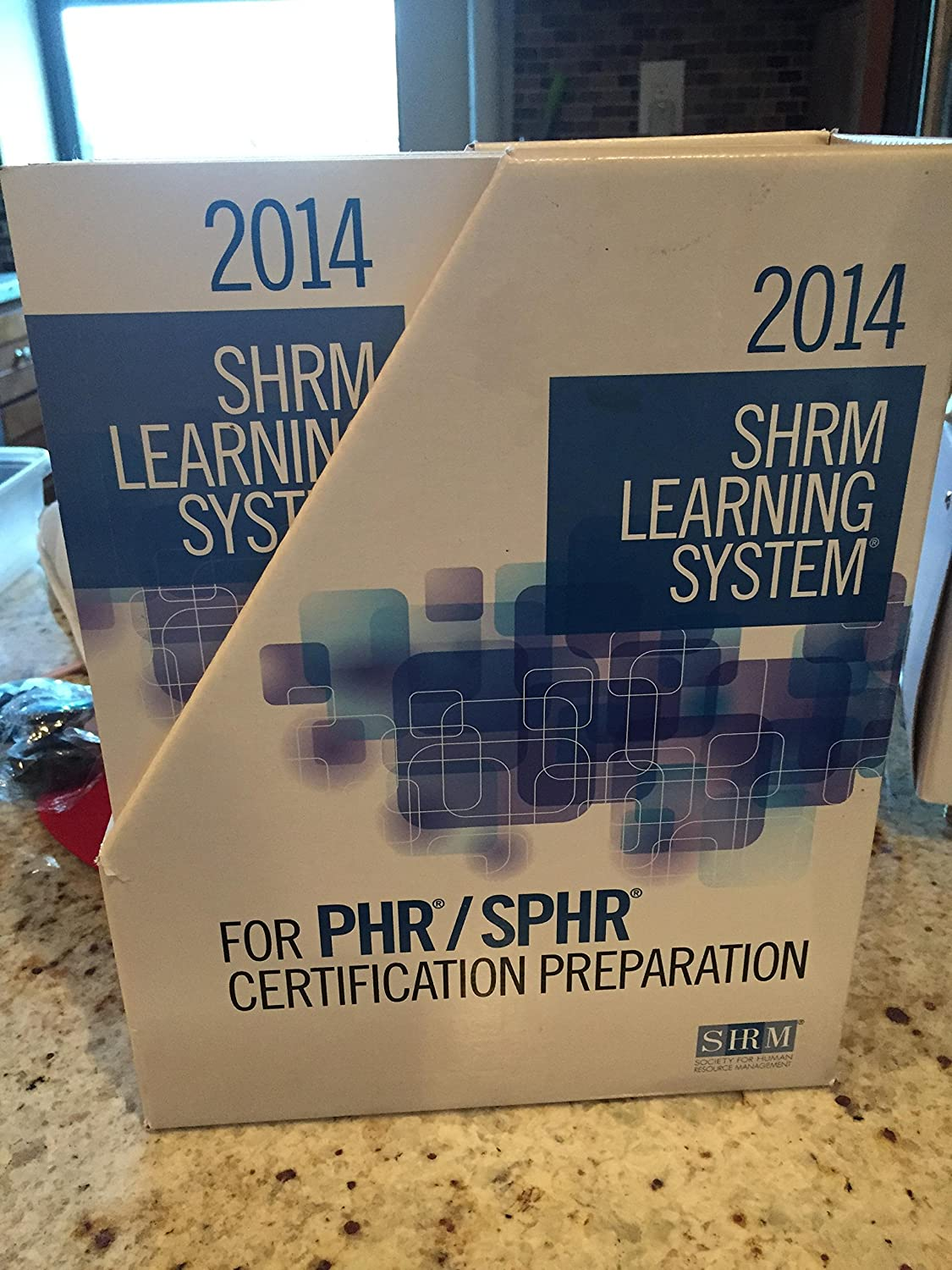 Amazon 2014 Shrm Learning System For Phrsphr Certification