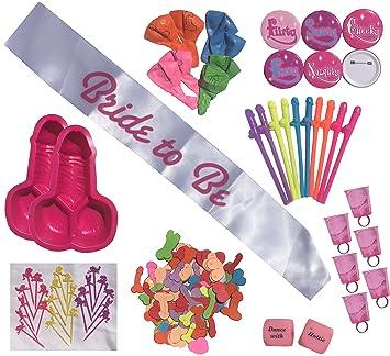 Bachelorette Party Supplies Kit