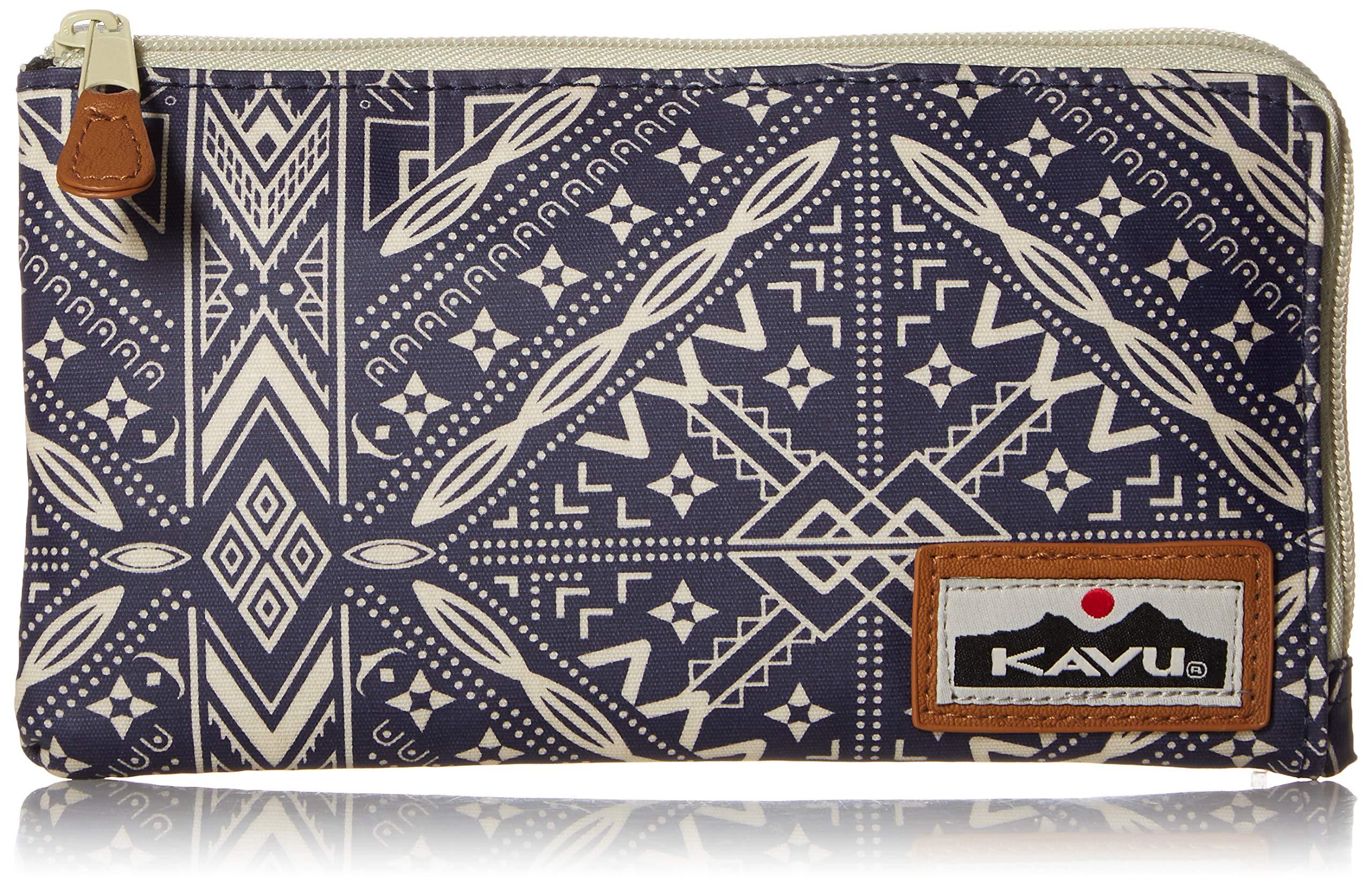 KAVU Women's Cammi Clutch, Blue Bandana, No Size