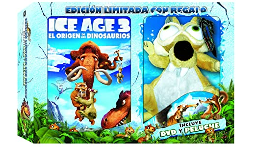 Ice Age 3 + Peluche (Import Movie) (European Format - Zone 2)