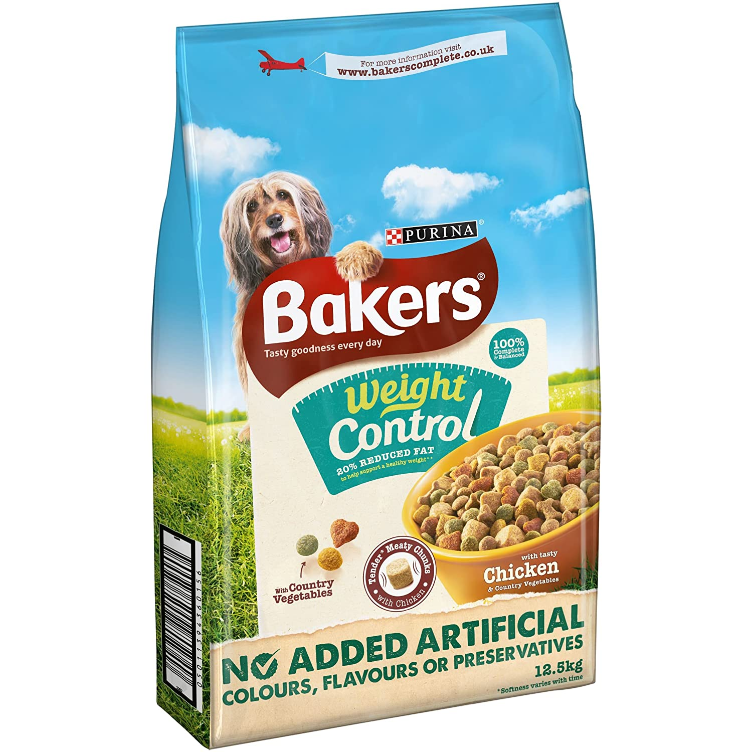 GroceryCentre Bakers Complete Weight Control 12.5kg