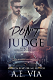 Don't Judge (Nothing Special Book 4) (English Edition)