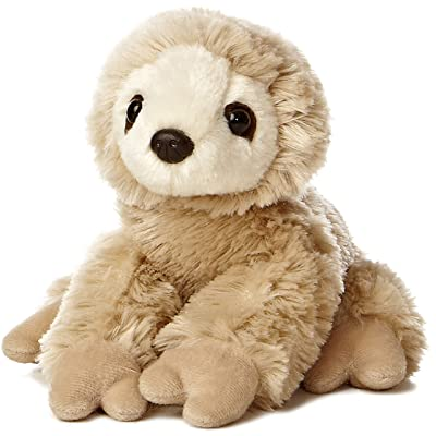 "Aurora - Mini Flopsie - 8"" Sloth: Toys & Games"
