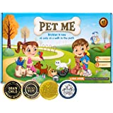 STEM Game PET ME for Multiplication and Division Math Board Game- Easy Start Educational Game Perfect Learning Gift for…