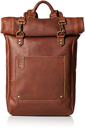 timberland roll top backpack