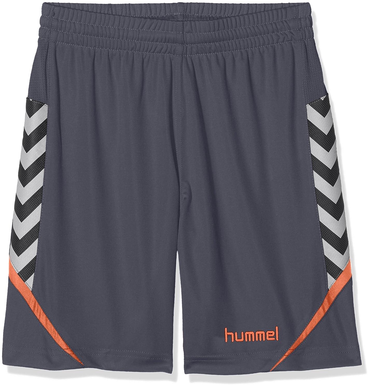 Hummel Ni/ños AUTH Charge Poly Pantalones Cortos