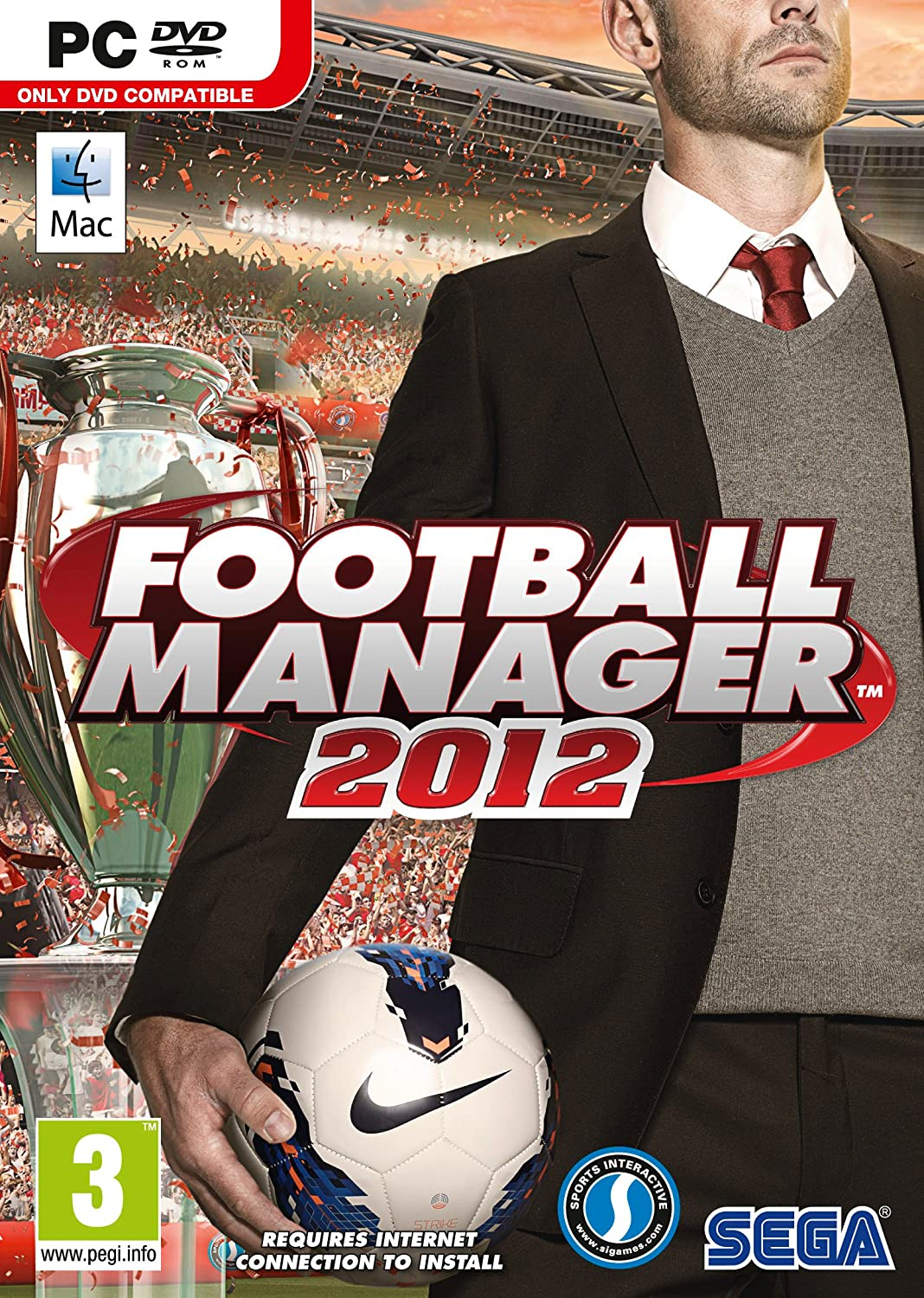 UK-Import]Football Manager 2012 Game PC & MAC: Amazon.de: Games