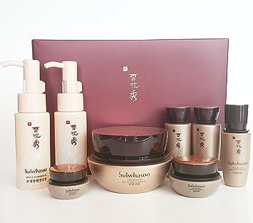Sulwhasoo Timetreasure Renovating Cream Ex (Jin Sul Cream) & Extra  Renovating Refining Kit 7pcs