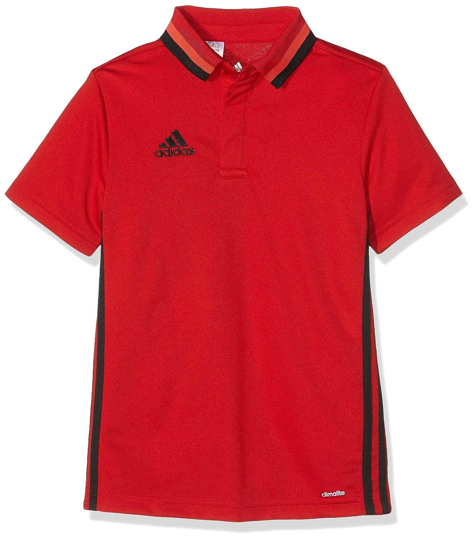adidas Kinder Freizeitbekleidung CL Poloshirt AJ6904