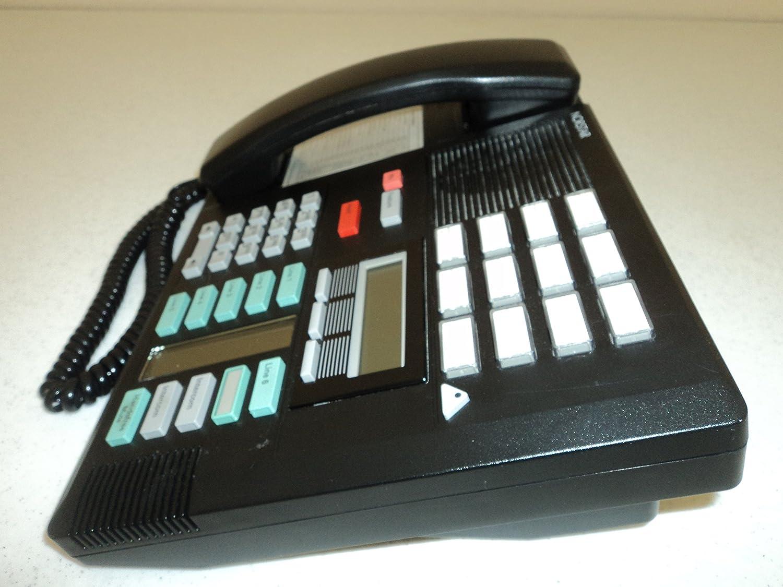 Nortel/Meridian M7310 PBX Black 4-7 Line Telephone with Speaker ...