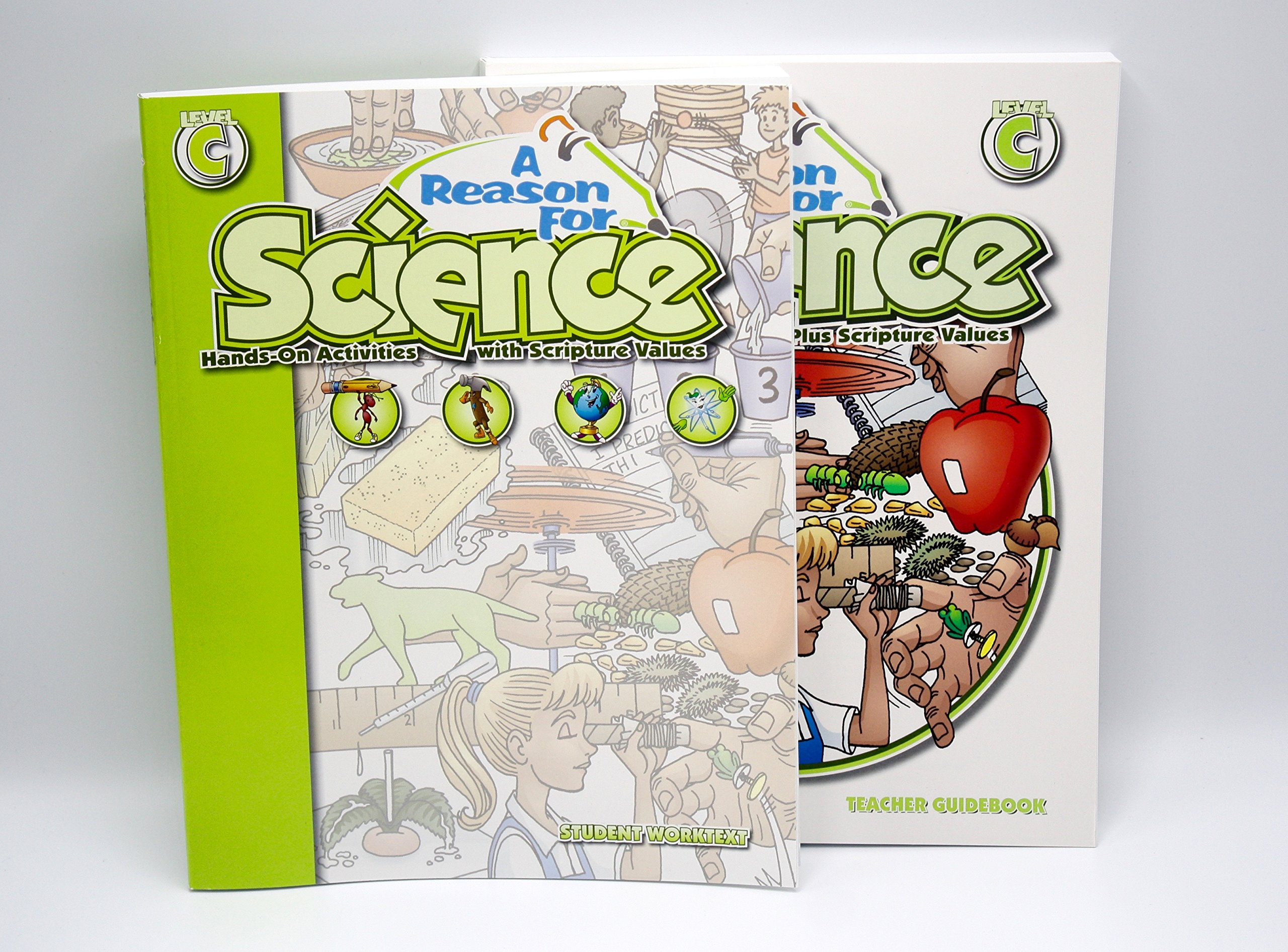 A Reason For Science Homeschool Pack Level C