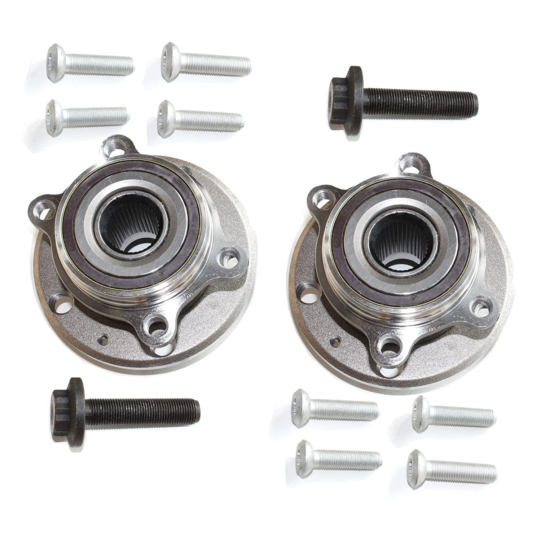 2 x Radnabe mit Radlager/Radlagersatz fü r vorne/fü r die Vorderachse Autoparts-Online