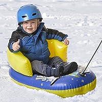 Aqua Leisure SNO Air Penguin Snow-Pal Inflatable Kids Snow Tube
