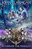 Brotherband 8: Return of the Temujai