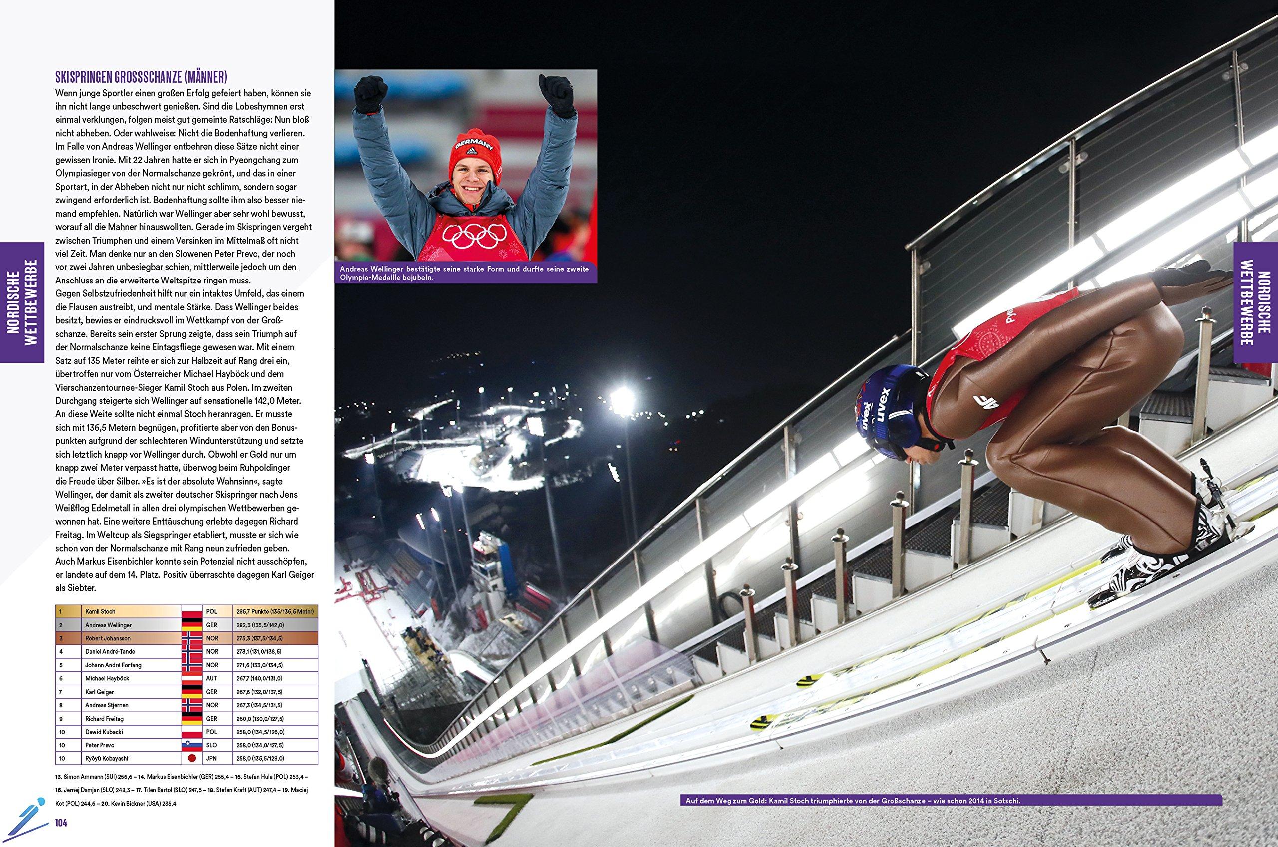 Olympische Winterspiele Pyeongchang 2018 Das Offizielle Eurosport