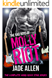 The Bad Boys Of Molly Riot: The Complete Hard Rock Star Series