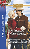 The Maverick's Holiday Surprise (Montana Mavericks: The Baby Bonanza)