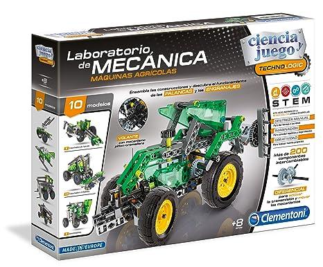 Clementoni Laboratorio de mecánica, maquinas agrícolas, Miscelanea 55162.0