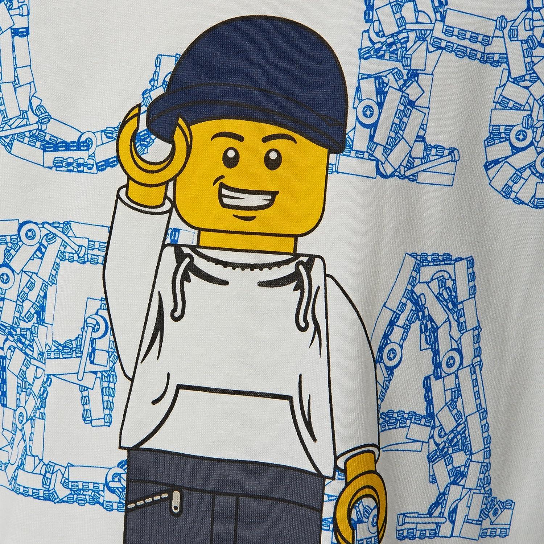 LEGO Camiseta de Manga Larga para Ni/ños