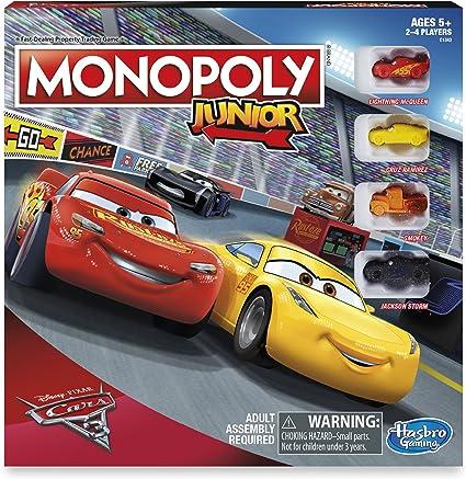 Hasbro- Cars Advertencia: No Apto para niños Menores de 36 Meses, Color (C1343): Amazon.es: Juguetes y juegos
