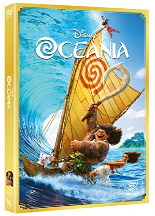 Oceania [DVD]: Amazon.es: Ron Clements, Don Hall, John Musker ...