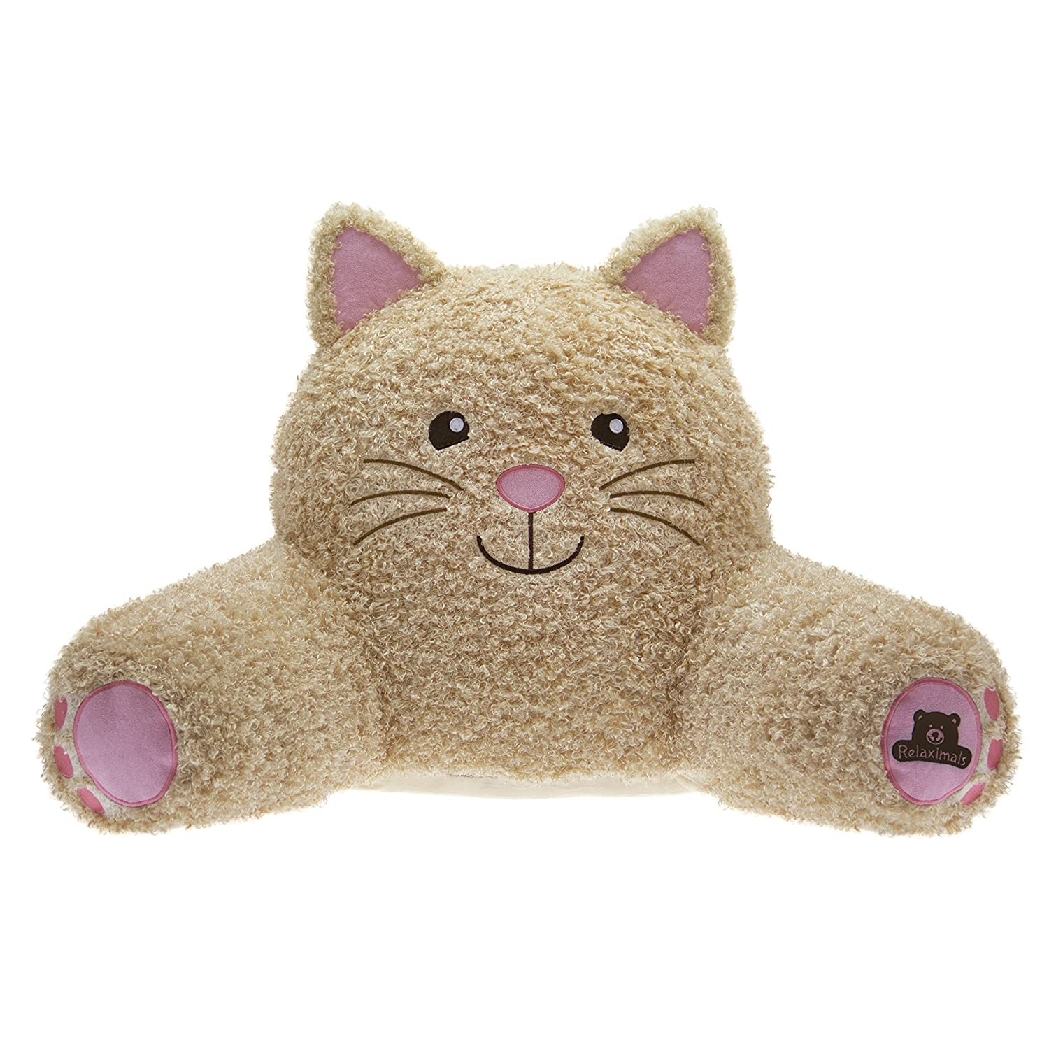 [Relaximals]Relaximals Cat Kids Reading Pillow RM-CAT-13-PE [並行輸入品]   B0170A2D1G