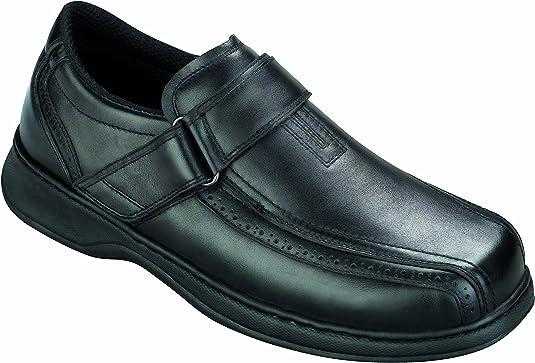 3. Orthofeet Plantar Fasciitis Men's Dress Shoes
