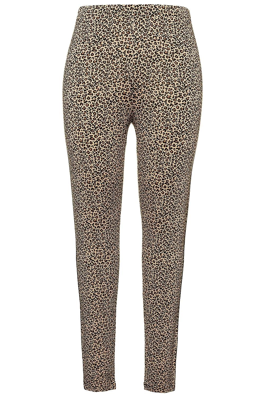 Ulla Popken Femme Grandes Tailles Legging imprim/é l/éopard 726122