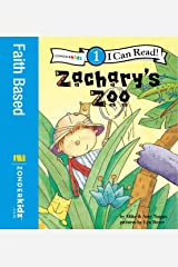 Zachary's Zoo: Biblical Values, Level 1 (I Can Read!) Kindle Edition