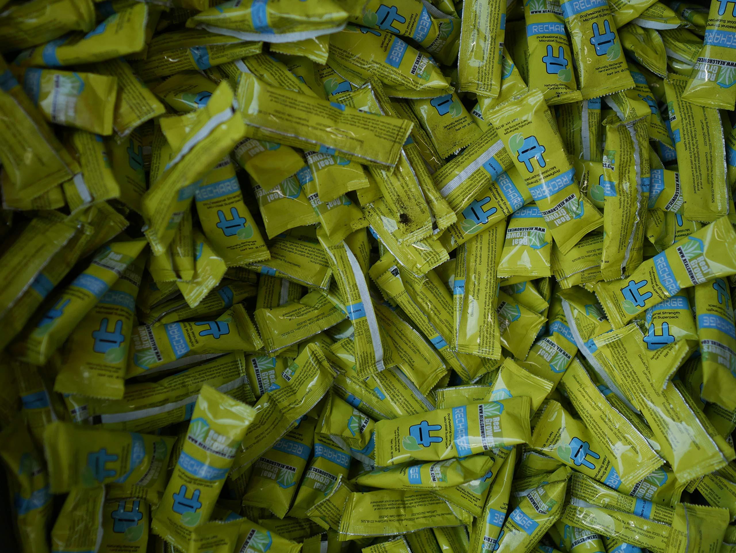 Pack of 3 Recharge Biofertilizer Stick Packs Plus 2 Bonus Sticks