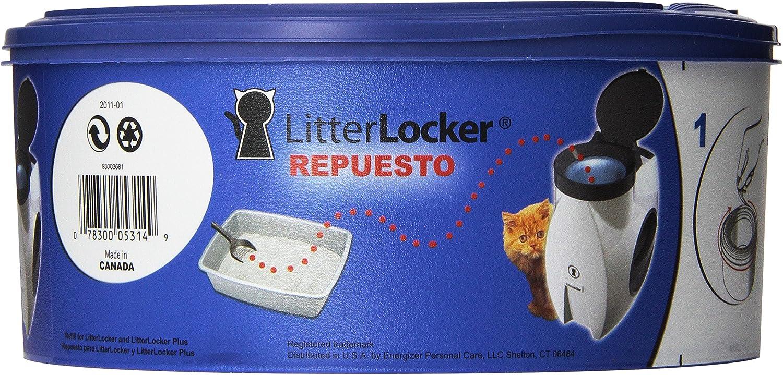 Litter Locker Refill Cartridge 5 pk: Pet Supplies