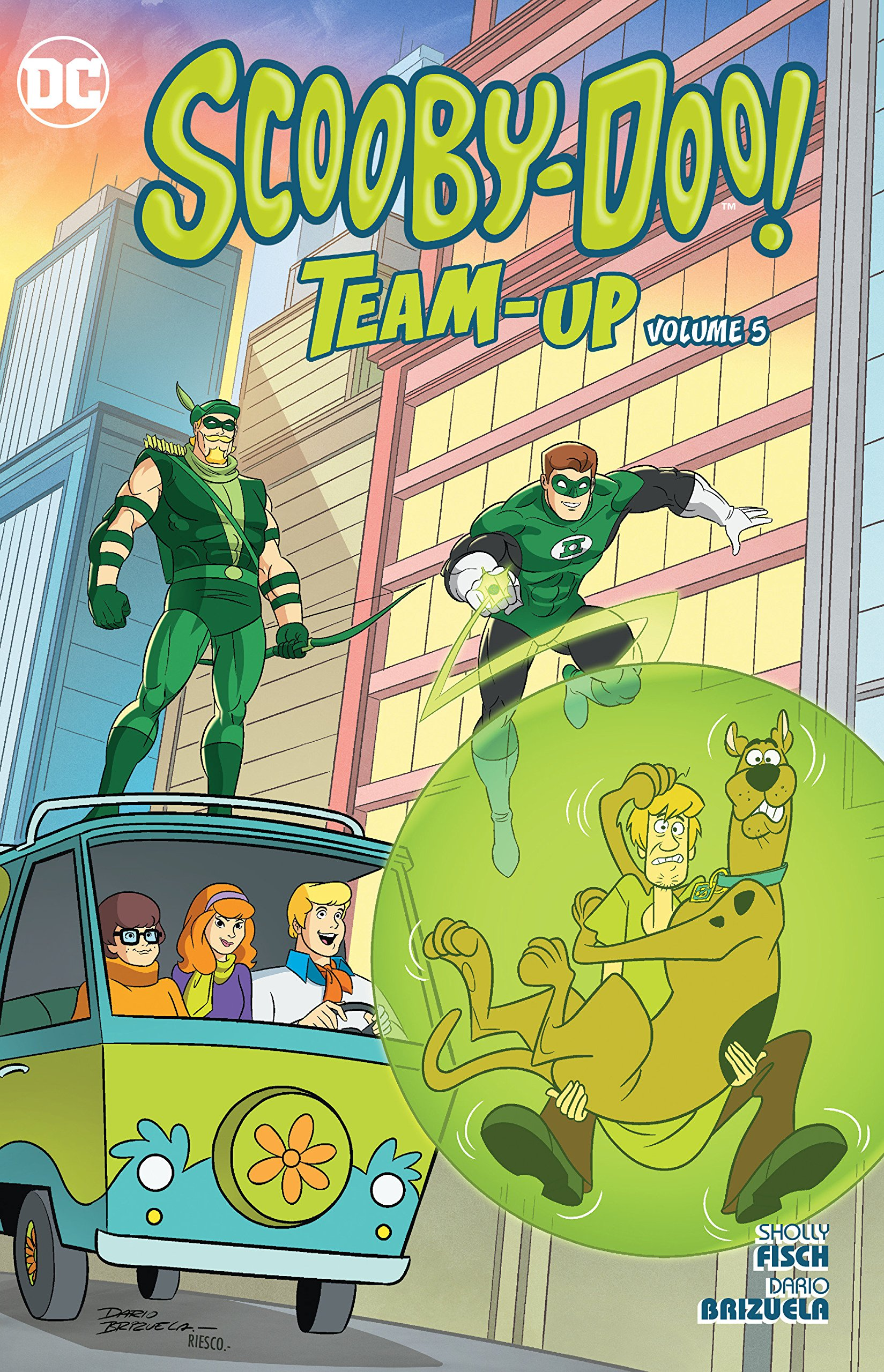 Download Scooby-Doo Team-Up Vol. 5 PDF
