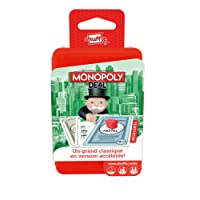 Shuffle Go - Monopoly Deal - Jeu de cartes