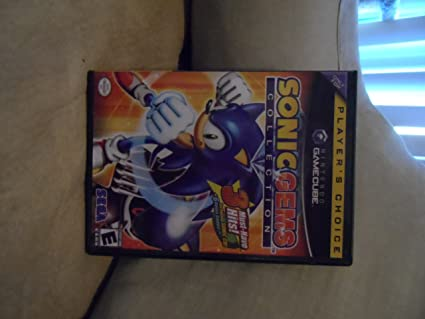 Amazon Com Sonic Gems Collection Gamecube Artist Not Provided Video Games