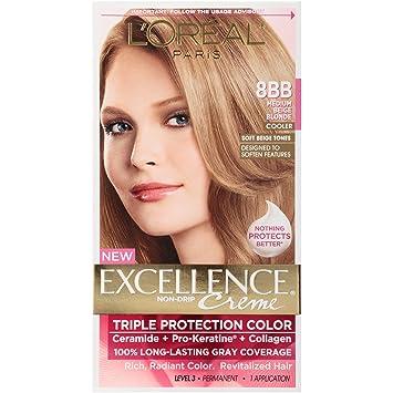 Amazon Com L Oreal Excellence Triple Protection Color Creme