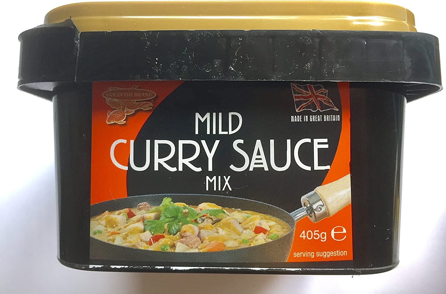Goldfish Chinese Curry Sauce Concentrate 405 G