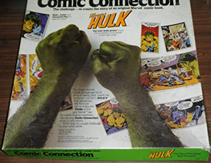Amazon com: Comic Connection The Incredible Hulk The Day of the